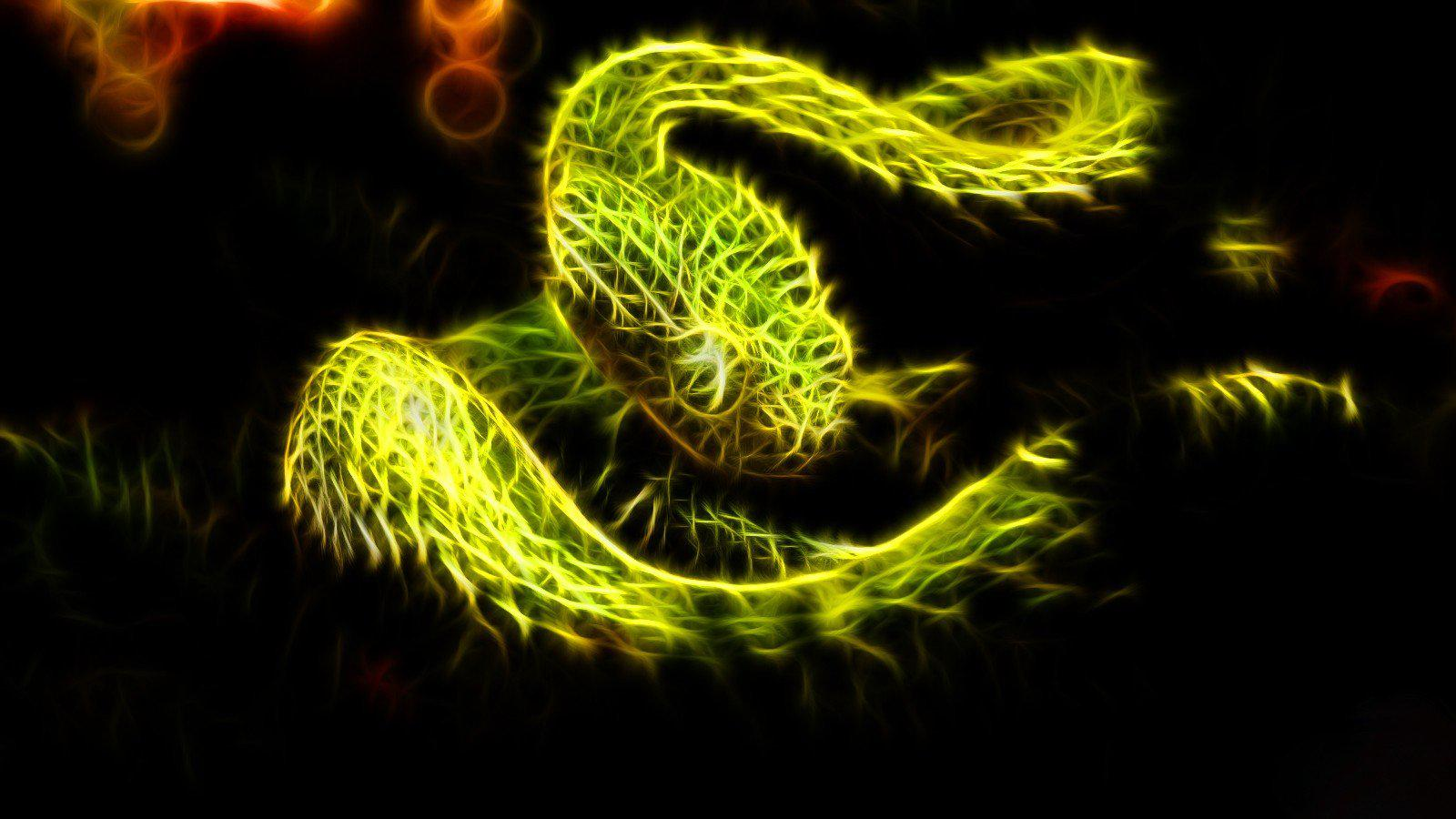 Animated Snake Wallpaper Hd Nature Fractalius Snakes Glow Reptiles Free Wallpaper