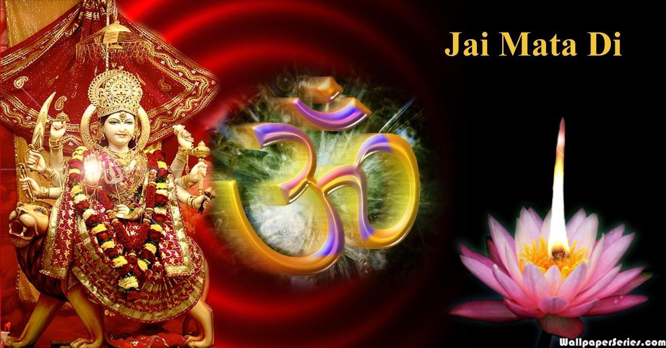 Mata Rani Wallpaper 3d Hd Navratri Hd Wallpaper Download Free 140536