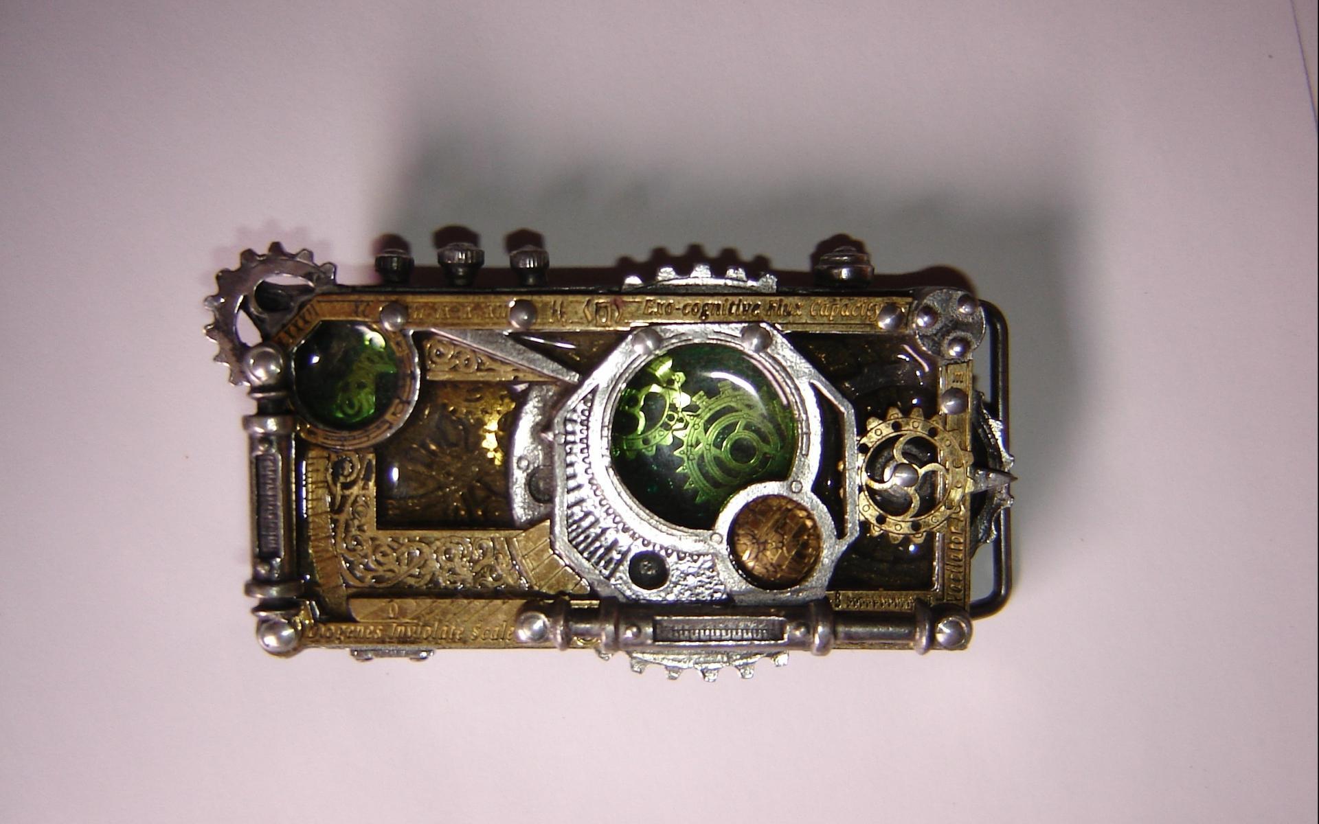 Hd Wallpaper Girl Bike Hd Steampunk Mechanical Tech Camera Gears Lens Desktop