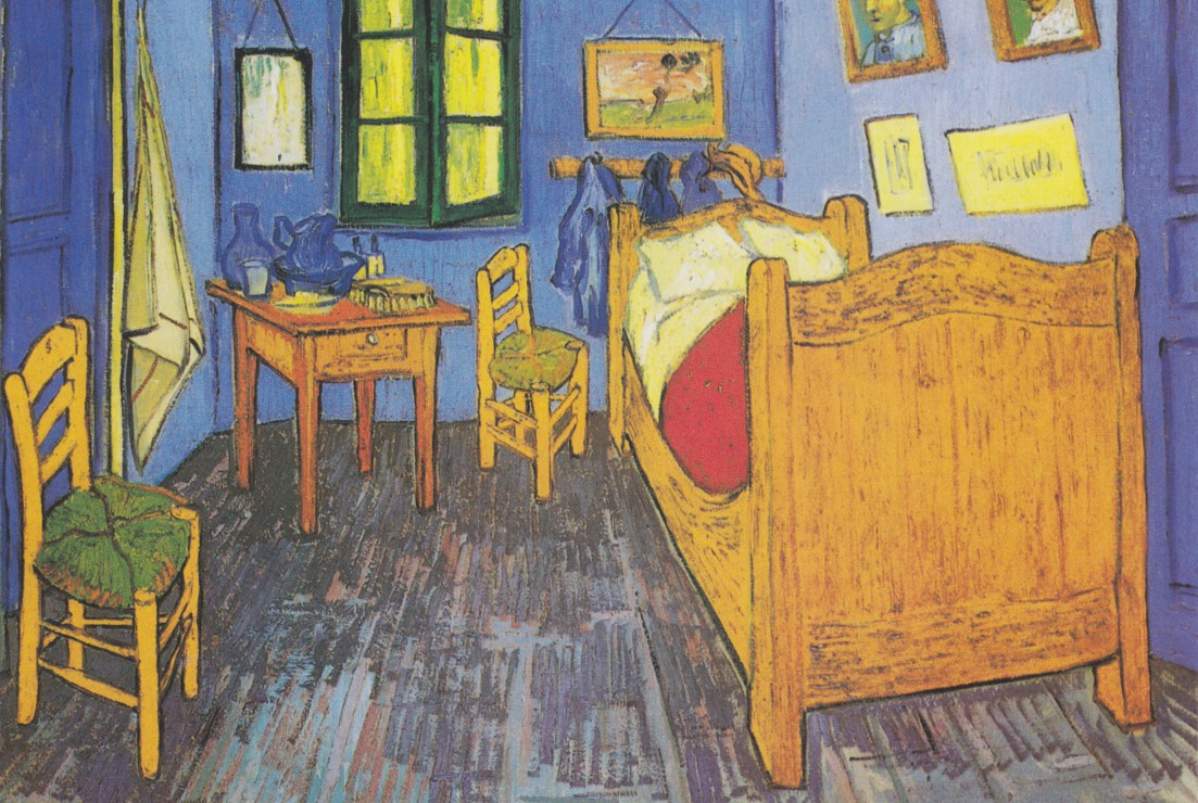 Vincent Van Gogh La Chambre De Van Gogh à Arles 1888