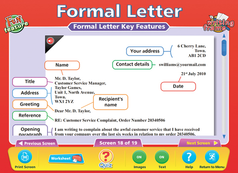 Formal complaint letter ks2 example good resume template formal complaint letter ks2 formal letter of complaint by fairykitty teaching job interview in the activity thecheapjerseys Gallery