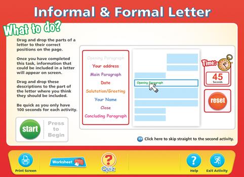 letter writing template ks2 costumepartyrun