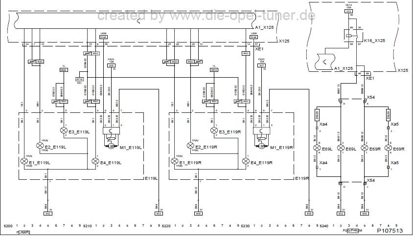 opel corsa radio wiring diagram