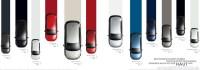 Farben : Kaum Farben fr den VIIer : VW Golf 7 & Golf ...