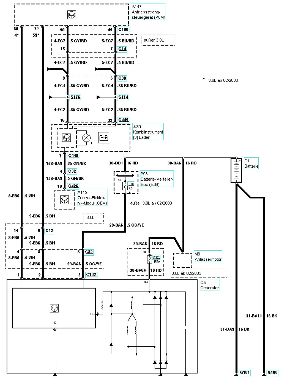 ford radio 6000cd wiring diagram