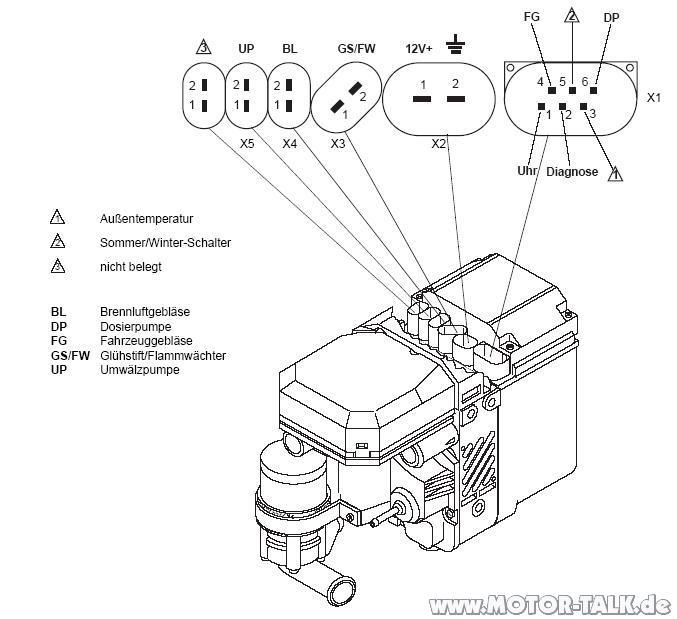 webasto diesel heater wiring diagram manual