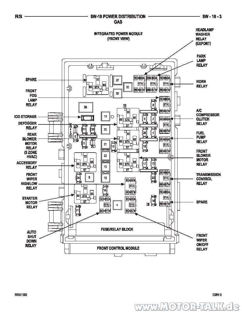Stromlaufplan Porsche Junior