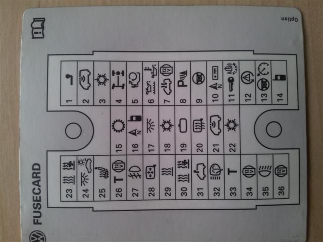 Fuse Box Diagram Vw Transporter Vw t wiring diagram images My