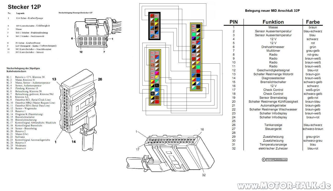 schema electrica opel astra g 2001