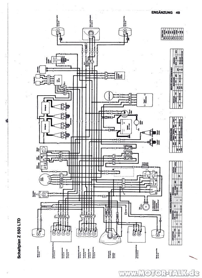 gas Schaltplang
