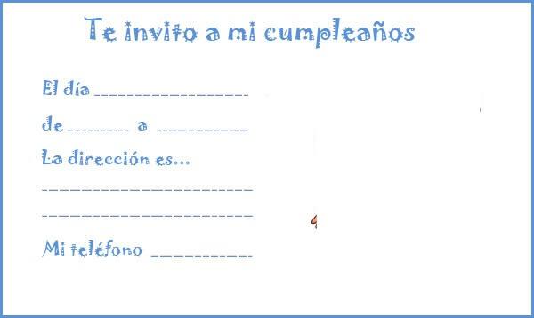 Montaje fotografico Invitaciones de Cumpleaños - Pixiz