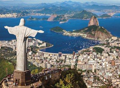 Rio de Janeiro - 500 Teile - CLEMENTONI Puzzle online kaufen