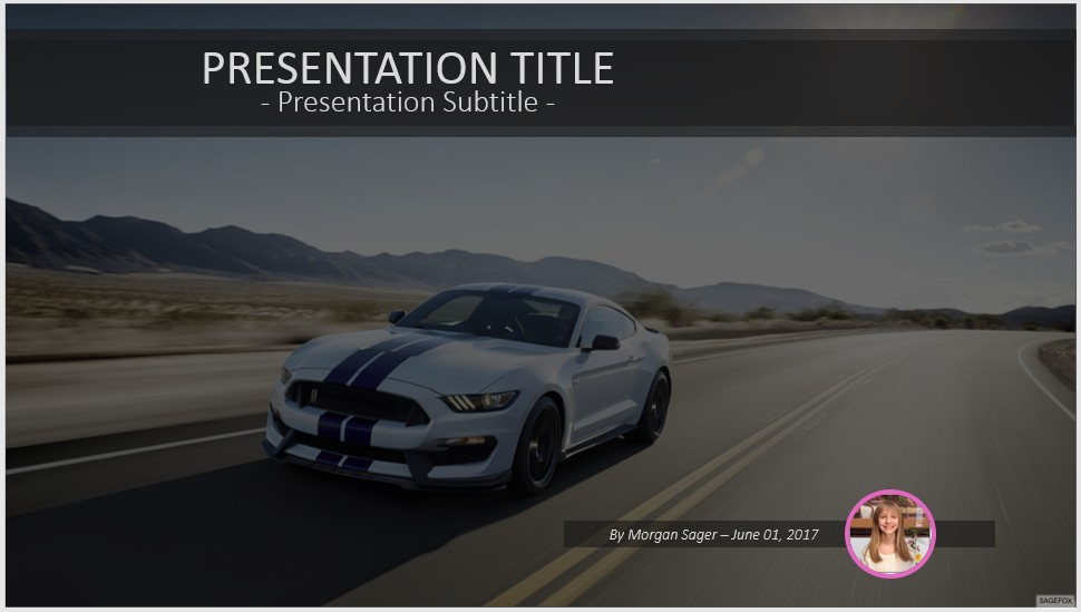 ford ppt template - Apmayssconstruction