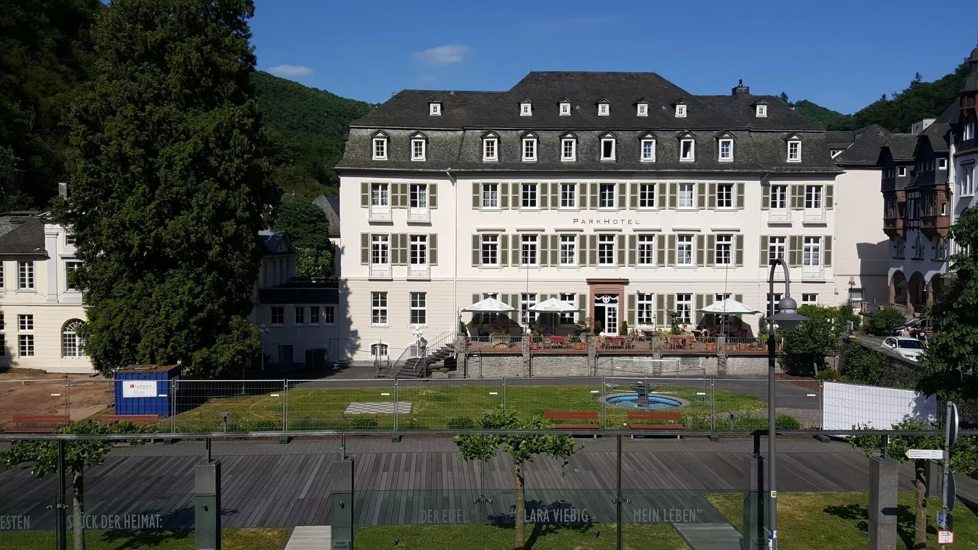 Deko Bad Bertrich Hotel Parkhotel Bad Bertrich In Bad Bertrich Bewertungen