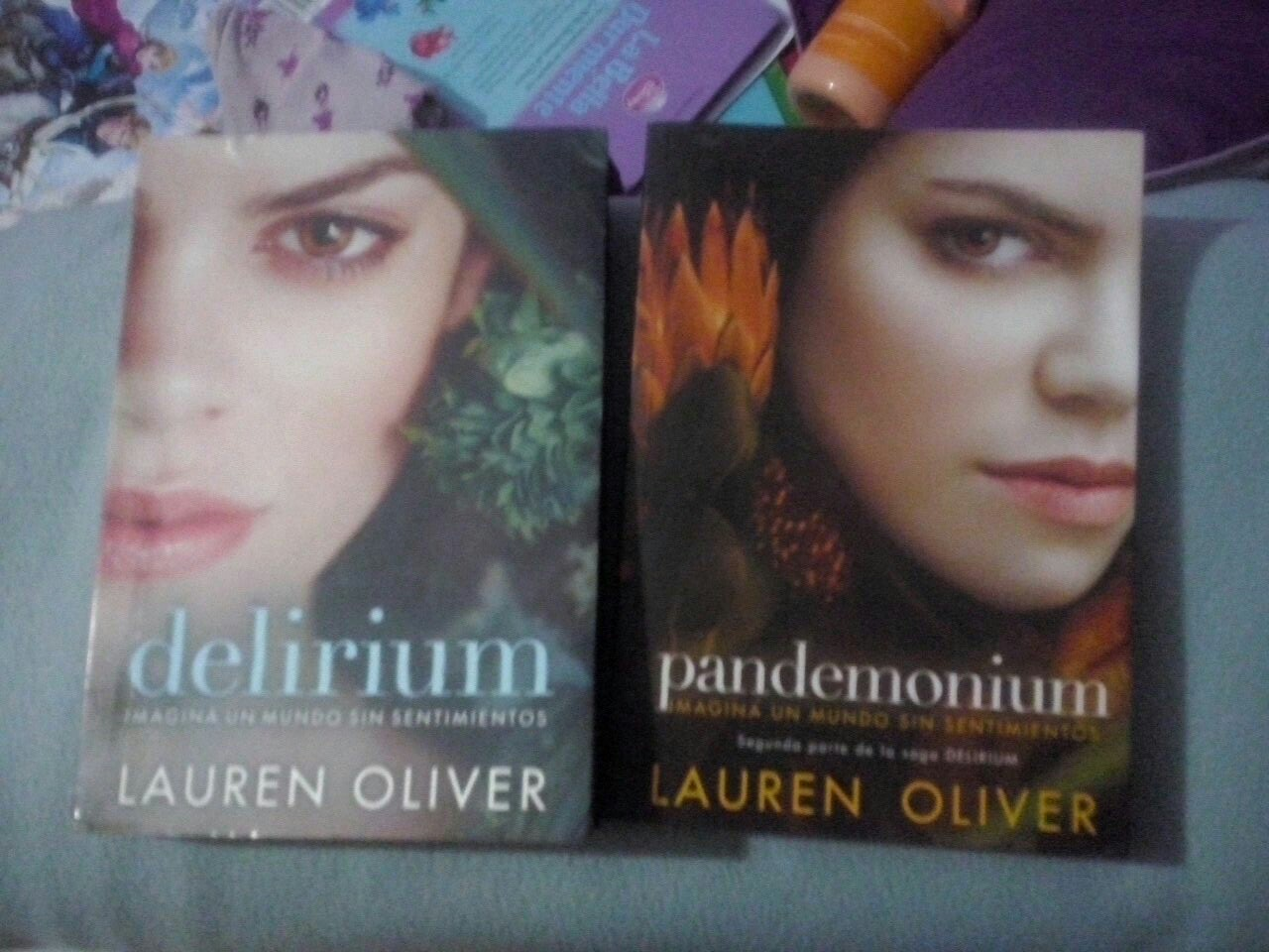 Pandemonium Libro Delirium Uploaded By Nai Bluedove On We Heart It