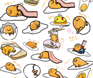 Cute Noodles Japanese Wallpaper 65 Images About Gudetama On We Heart It See More About