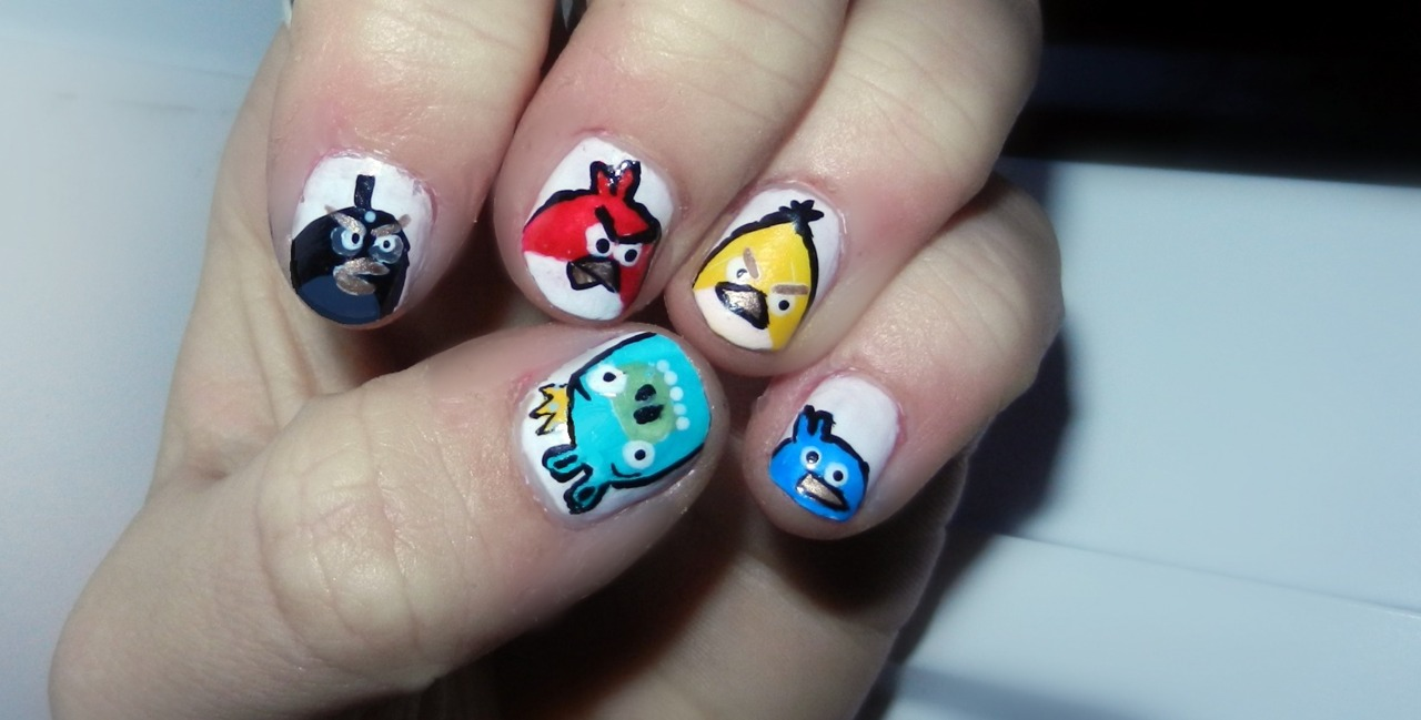 Uñas De Arte Shared By Rosechanel On We Heart It