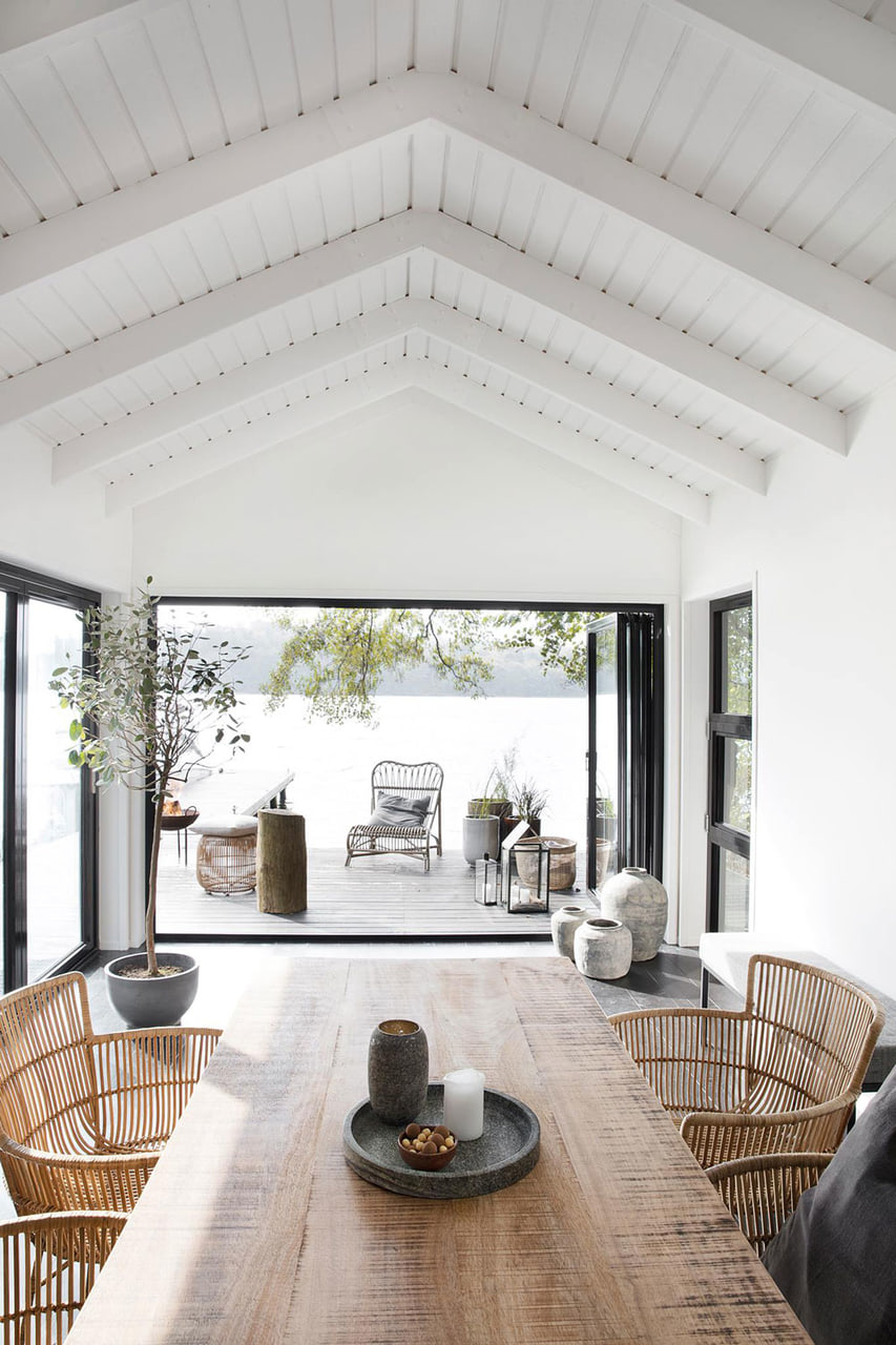 House Doctor Interior An Effortlessly Stylish And Relaxed Summer Vibe From House