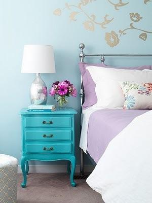 Como decorar a casa com móveis vintage Annie sloan, Annie and House