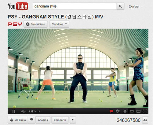 Download Video  PSY – Gangnam Style  (1080p)  (Original)