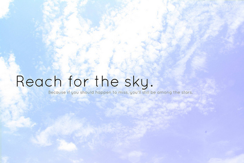 Try To Be A Rainbow Quote Desktop Wallpaper Sky Quotes Tumblr We Heart It Beautiful Clouds And