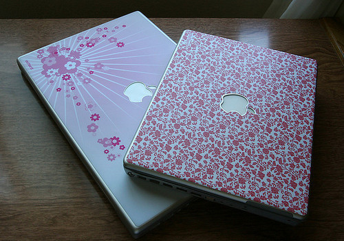 Girly laptops