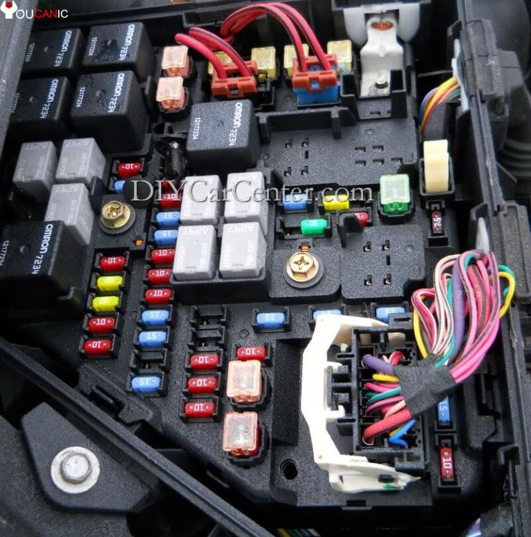 2005 Cts Fuse Box Wiring Diagrams