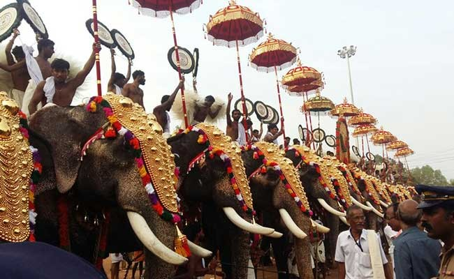 Vishu Hd Wallpapers Thrissur Pooram 2017 Here S Where You Can Watch The