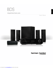 Bds 300 Harman Kardon Bds 300 Manuals
