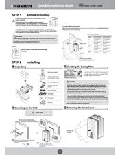 Navien Npe 240a Manuals