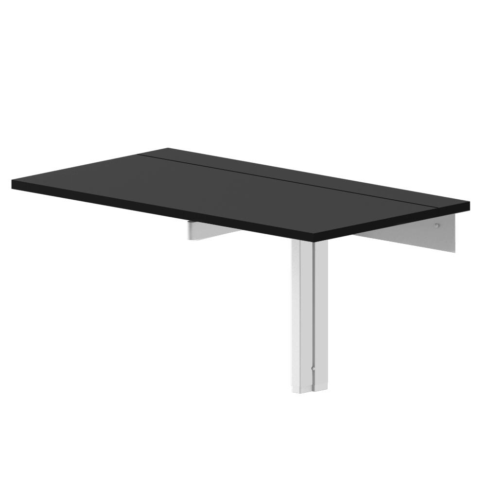 Mesa Pared Objeto Bim Y Cad Bjursta Mesa Plegable De Pared Ikea