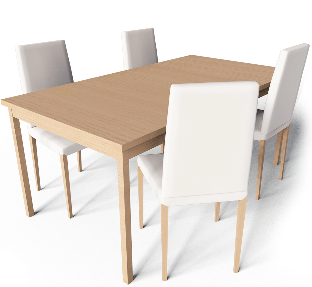 Ikea Dining Table Bim Object Extendable Dining Table Ikea