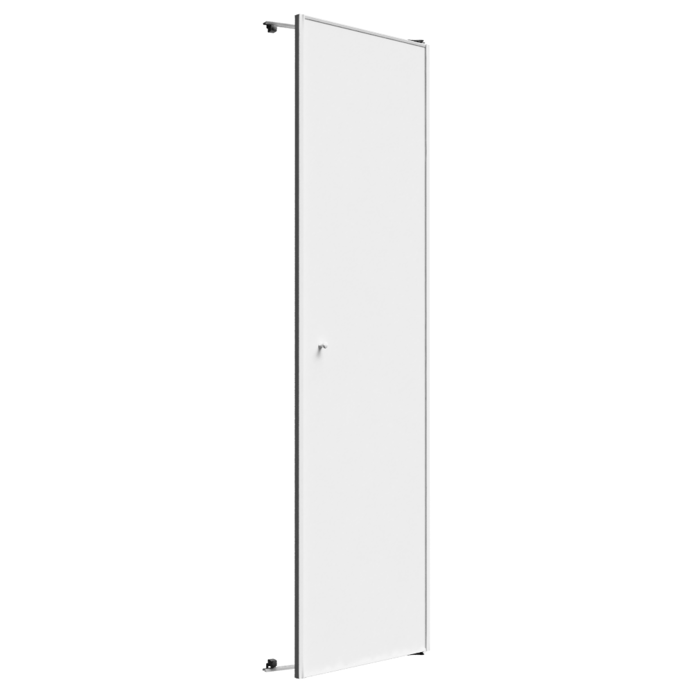 Porte De Placard Sogal Bim Object Façade Kendoors Plus 1 Porte Battante Sogal