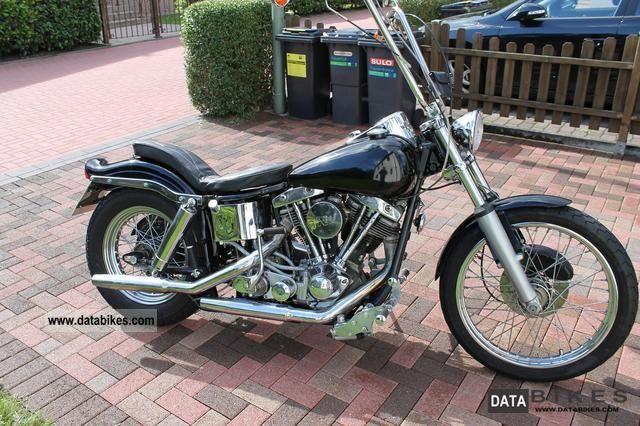 1981 Harley Davidson Shovelhead Wiring Schematic Diagram