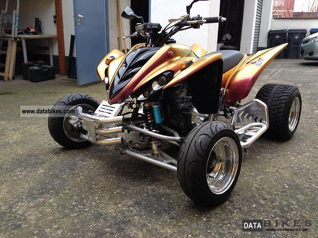 2004 Yamaha YFM 350 Raptor