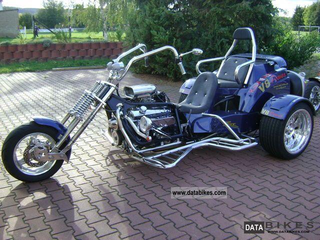 2010 Smt V8 Trike Challenger