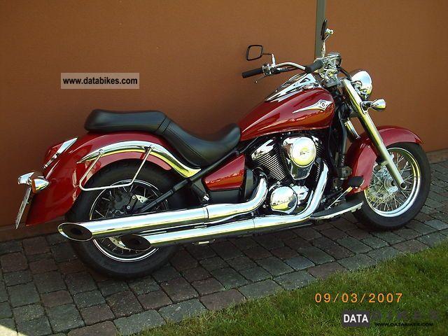 2006 Kawasaki VN900