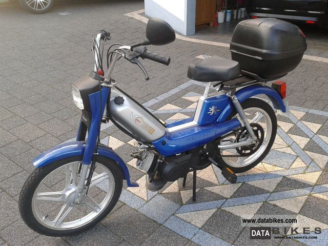 Peugeot Bikes and ATV\u0027s (With Pictures)