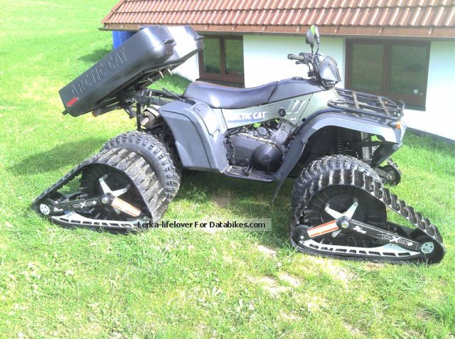 Arctic Cat Bikes and ATV\u0027s (With Pictures)