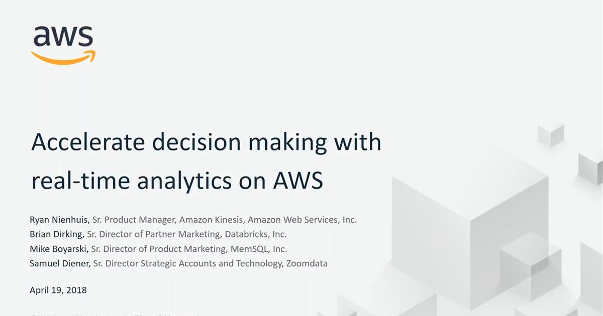 AWS - Databricks