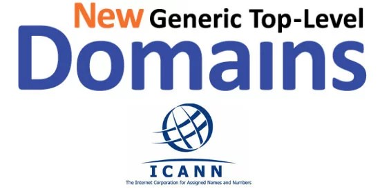 ICANN list of generic Top-Level Domain Revealed as part of 'Reveal Day'