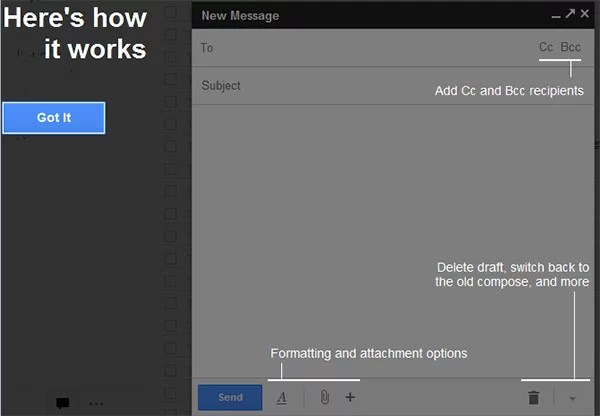 Now Compose and Reply to Email Quickly with new features on Gmail