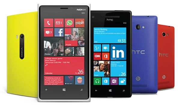 Microsoft unveils Windows Phone 8 with new range of Smartphones