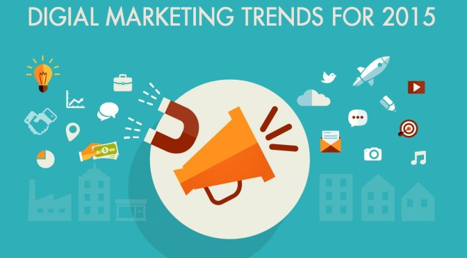 2015 World Digital Marketing Trends