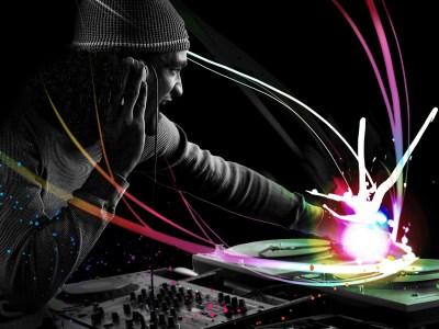 Cool DJ Colorful background : www dj rohit 5d com on ...