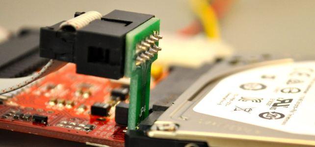 Datenrettung Festplatte. Bild: Maintec Datenrettung