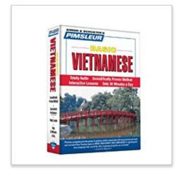 Pimsleur Vietnamese Basic Course