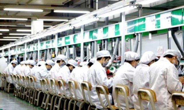 Nhà xưởng cùng lượng nhân công cực lớn là thế mạnh của Trung Quốc