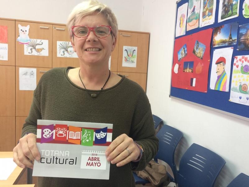 """Vídeo. La Concejalía de Cultura organiza más de una veintena de actividades dentro del programa """"Totana Cultural"""" para el bimestre de abril y mayo"""