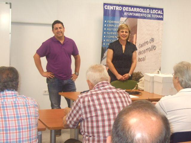 La Concejalía de Desarrollo Económico inaugura el Curso de Capacitación para Tratamientos con Plaguicidas Fitosanitarios de Nivel Básico